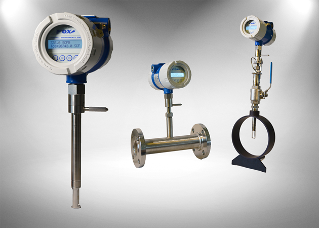 FT4X Flow Meter from Fox Thermal